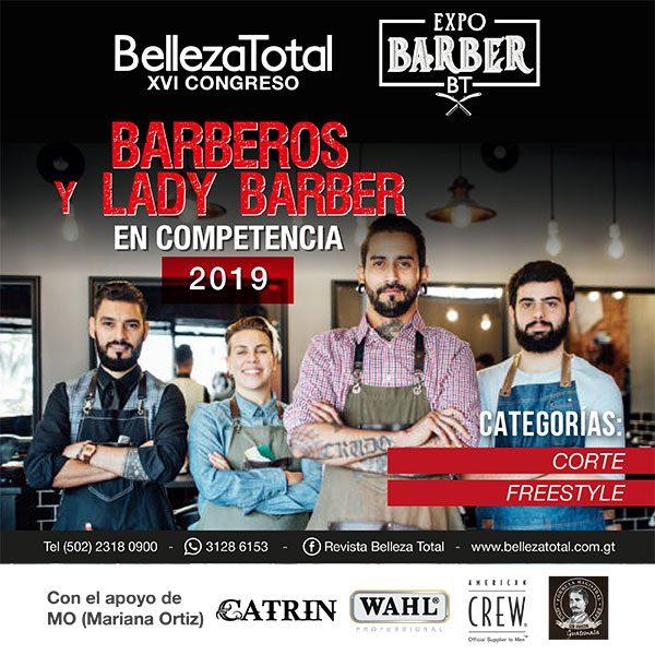 competencia barberos
