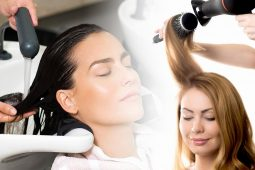 Para un cabello saludable, un cuero cabelludo saludable primero
